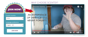 Start a Scentsy® Business