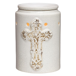 Antique Cross Scentsy® Warmer