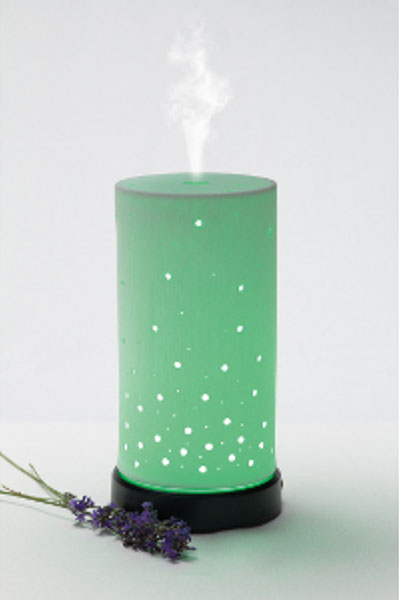 Aspire Scentsy® Essential Oil Diffuser LED Green