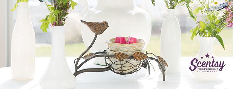 Scentsy® Bird Nest Warmer
