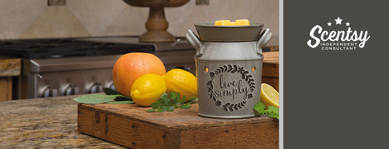 Live Simply Scentsy® Warmer Online