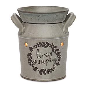 Live Simply Scentsy® Wickless Candle Warmer