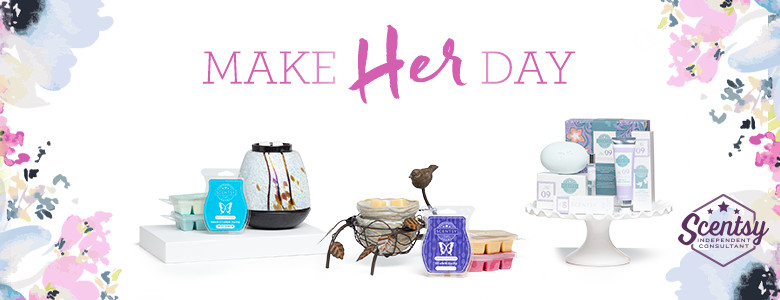 Scentsy® Mother's Day Gift Ideas 2016