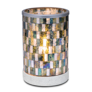 Ocean Mosaic Scentsy® Wickless Candle Warmer