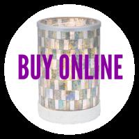Buy Scentsy® Online Ocean Mosaic Warmer