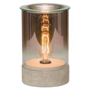 Parlor Scentsy® Warmer | Edison Bulb Candle Warmer
