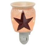 Rustic Star Scentsy® Nightlight