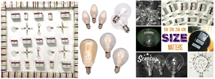 Scentsy® Light Bulb Replacement