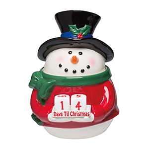 Snowman Countdown Scentsy® Warmer