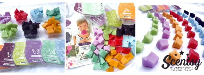 Spring Break with Scented Scentsy® Bars