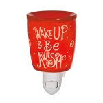 Wake Up And Be Awesome Scentsy® Nightlight