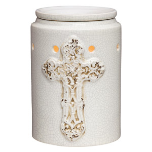 Antique Cross Scentsy® Warmer
