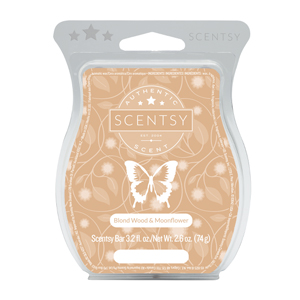 Bloodwood Moonflower Scentsy® Bar