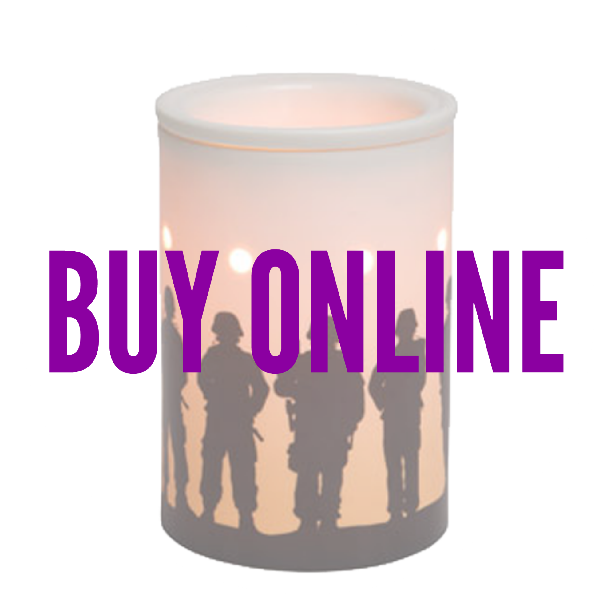 Buy Service Sacrifice Scentsy® Warmer Online