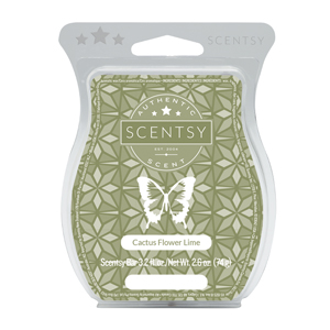 Cactus Flower Lime Scentsy® Bar