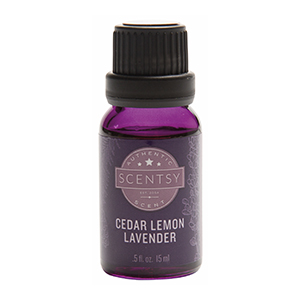 Cedar Lemon Lavender Scentsy® Oil