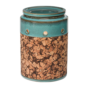 Cork Scentsy Warmer Product Description