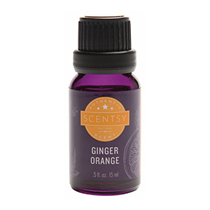 Ginger Orange Scentsy® Oil
