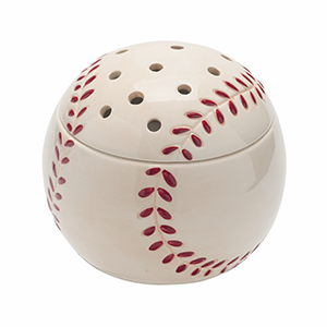 Home Run Scentsy® Warmer, Baseball Wickless Candle
