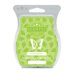 Lemon Verbena Scentsy® Bar