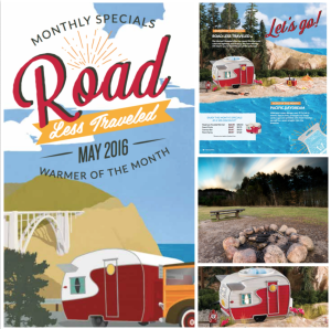 Scentsy® Camp Trailer May Special