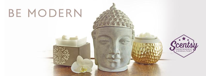 Modern Scentsy® Bali Warmer Online