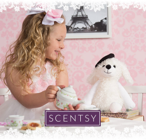 Pari the Poodle Scentsy® Buddy