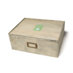 Scentsy® Storage Box Wooden