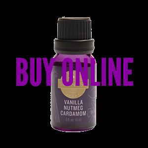 Buy Vanilla Nutmeg Cardamom Scentsy® Oil Online