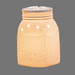 Celebrate Scentsy® Warmer Product Description