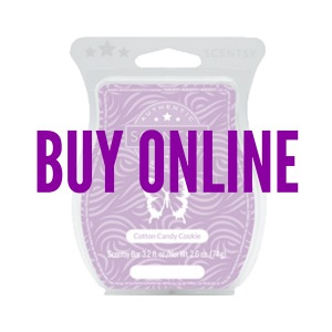 Buy Cotton Candy Cookie Scentsy® Bar Online
