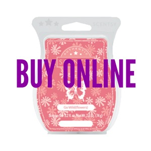 Buy Go Wild(Flowers) Scentsy® Bar Online