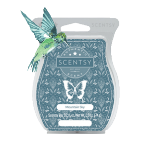 Mountain Sky Scentsy® Bar Online