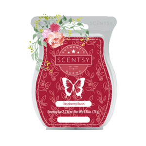Raspberry Bush Scentsy® Bar Online