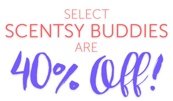Scentsy® Buddy Closeout Sale