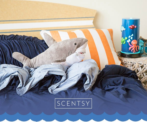 Stevie the Shark Scentsy® Buddy