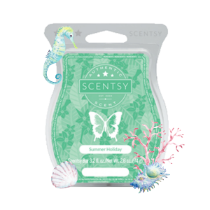 Summer Holiday Scentsy® Bar Online