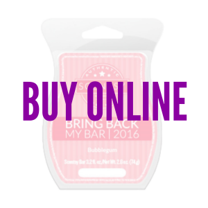 Buy Bubblegum Scentsy® Bar Online
