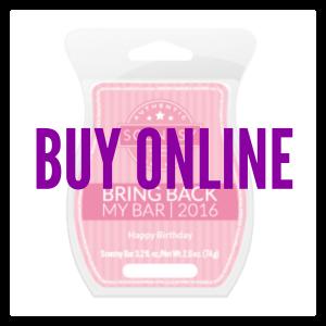 Buy Happy Birthday Scentsy® Bar Online