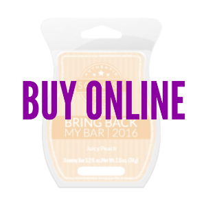 Buy Juicy Peach Scentsy® Bar Online