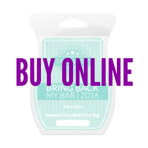 Buy Maui Mist Scentsy® Bar Online