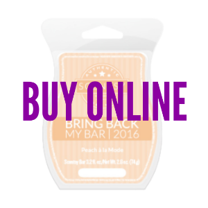 Buy Peach á-la-Mode Scentsy® Bar Online