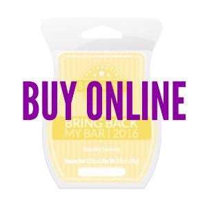 Buy Simply Lemon Scentsy® Bar Online