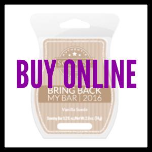 Buy Vanilla Suede Scentsy® Bar Online