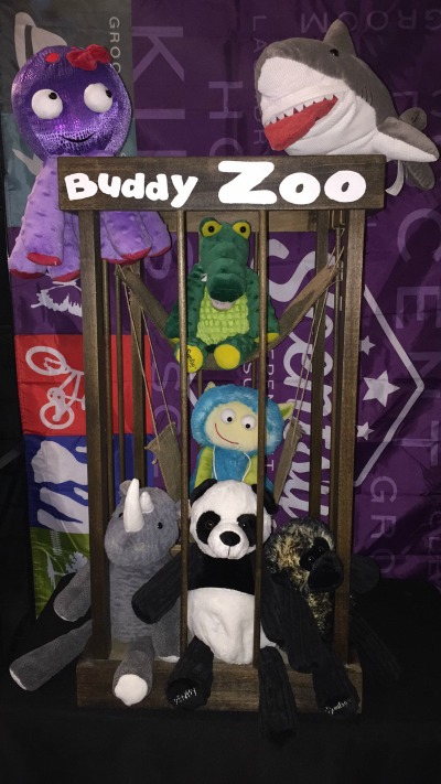 Scentsy® Buddy Display