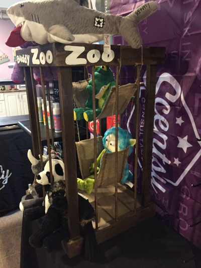 Scentsy Buddy Zoo Display for Events