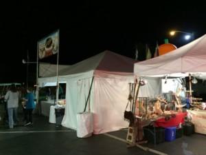 Circleville Pumpkin Show Schmidt's Booth