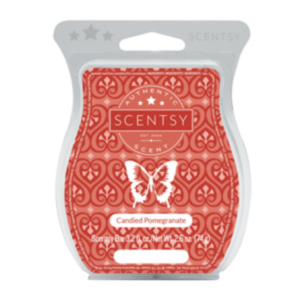 Candied Pomegranate Scentsy Bar Refill