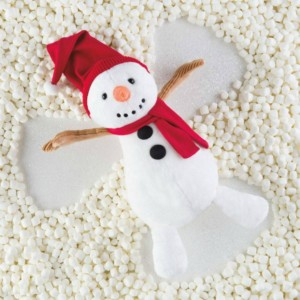 Snowman Scentsy Buddy from IAmWickless