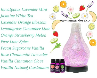 Free Essential Oils with Scentsy Diffuser